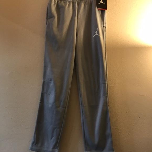 Nike Other - Nike Jordan Big Boys Therma Fit Track Pants